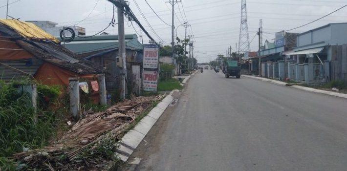 Đất MT Nguyễn Bình đối diện CA Huyện giá tốt