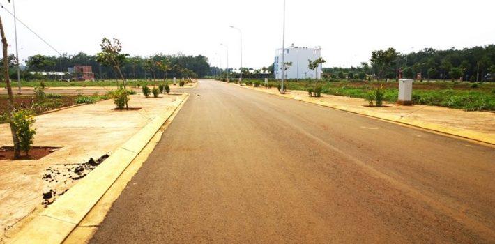 Đất đường D3 khu công ích 28ha Nguyễn Bình 23tr/m2