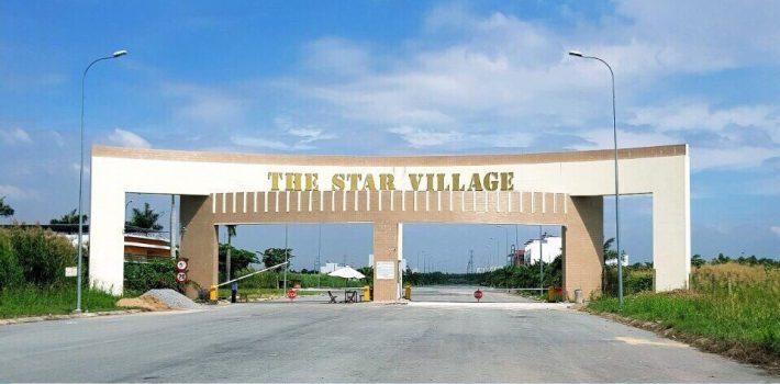 Bán lại lô E6 ô 66 dự án Star Village Nhơn Đức 15.8tr/m2