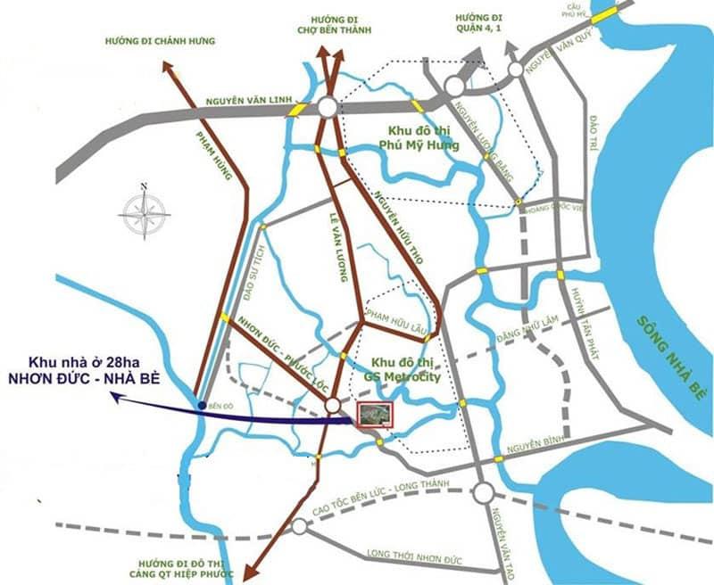 dự án gs metrocity