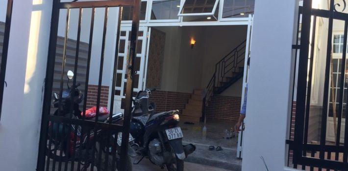 Bán nhà mới cực đẹp hẻm 541 Nguyễn Văn Tạo chỉ bằng giá đất 2.45 Tỷ