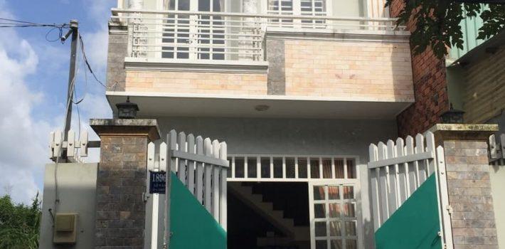 Bán nhà đẹp cao cấp hẻm oto 1896 Lê Văn Lương gần chợ Nhơn Đức