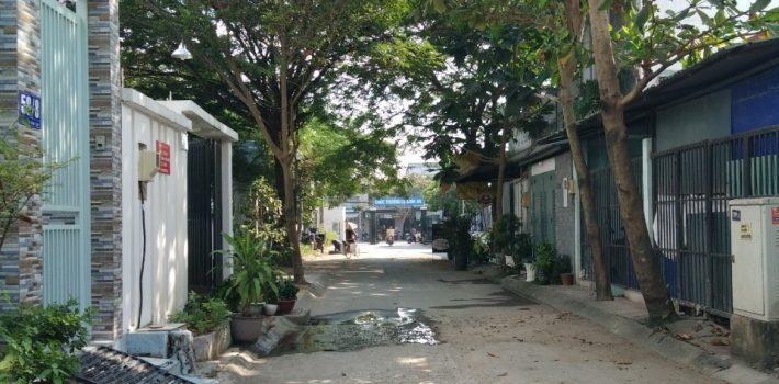Bán nhà khu cán bộ Nguyễn Văn Tạo cực kỳ an ninh