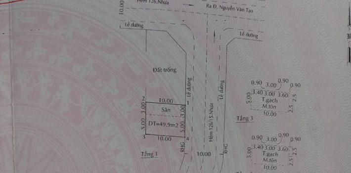 Biệt thự Mini sát bên GS Metrocity (G CITY ) chỉ 3.55 Tỷ