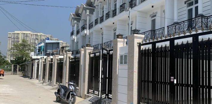 Nhà phố cao cấp hẻm xe tải 1806 Huỳnh Tấn Phát 4.2 Tỷ