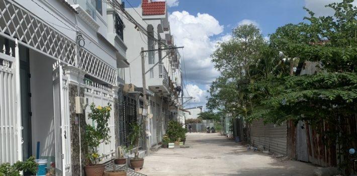 Nhà cao cấp hẻm 2177 vườn dừa Huỳnh Tấn Phát 4.2 Tỷ