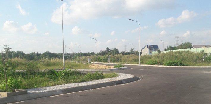 Bán lô đất hẻm chính 6m Nguyễn Bình chỉ 1.95 Tỷ ( kế bên GS G-CITY ).