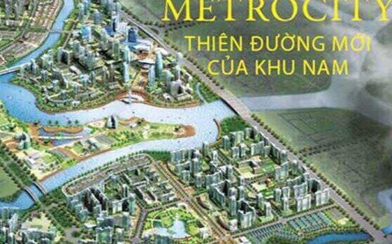 Nhận Booking căn đẹp dự án G-City (GS Metrocity) Khải Hoàn Land