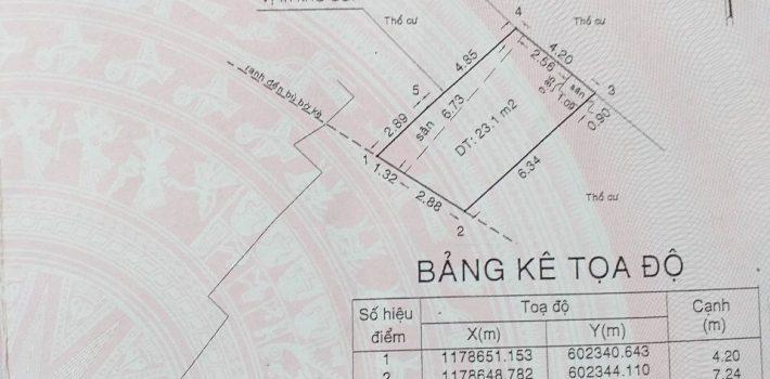 Nhà 4×8 ngay chợ tam Lê Văn Lương chỉ 1.3 Tỷ