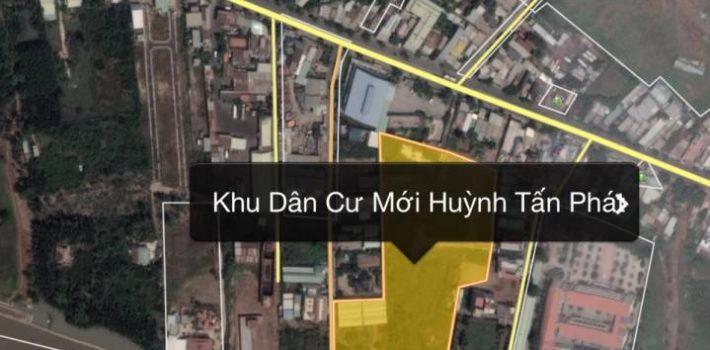 Còn 07 lô đất nền ngay chân cầu Bình Khánh chuẩn bị xây