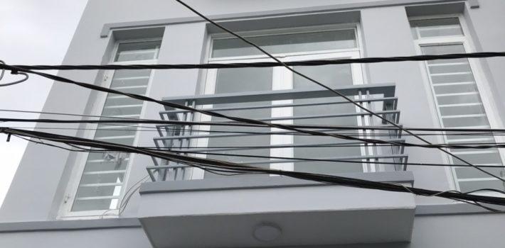 Bán nhà mới kho C Huỳnh Tấn Phát giá rẻ 1.4 Tỷ