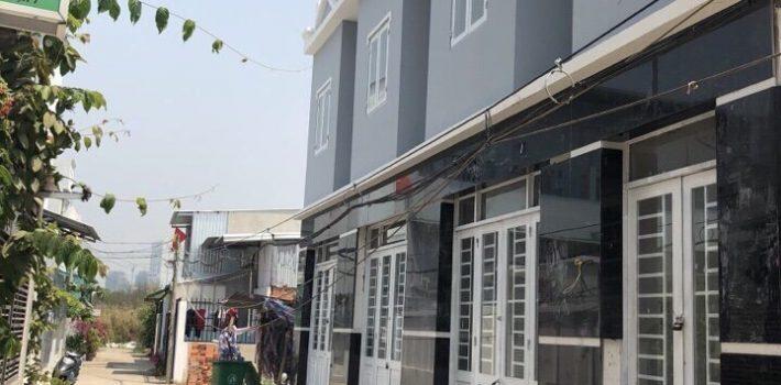 Nhà mới nhỏ xinh hẻm 1135 Huỳnh Tấn Phát Q7 chỉ 1.65 Tỷ