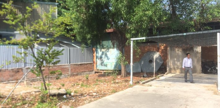 Bán lô đất đường nội bộ Mai Văn Vĩnh Q7 chỉ 150tr/m2