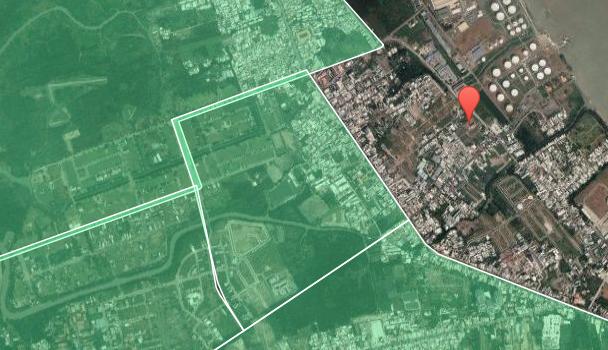 Bán lô đất khu Sài Gòn Mới, thị trấn NB chỉ 2.4 Tỷ