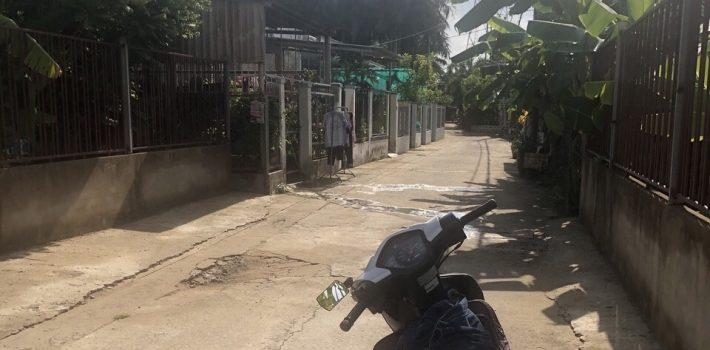 Bán lô đất hẻm xe tải 1959 Lê Văn Lương chỉ 22tr/m2