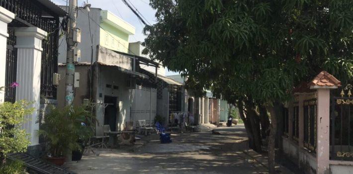 Đất hẻm chợ Lê Văn Lương gần cầu Rạch Dơi chỉ 2 Tỷ