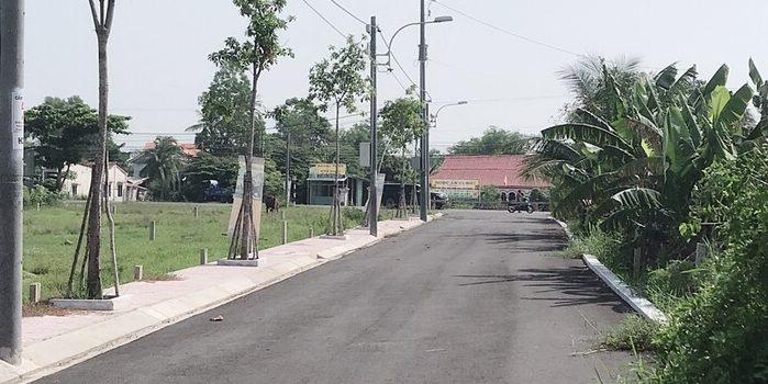 Bán lô đất hẻm cán bộ 58 Nguyễn Văn Tạo Long Thới