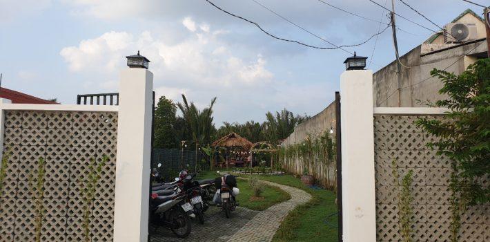 Bán căn nhà vườn cao cấp 400m2 xã Hiệp Phước