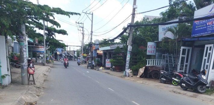 Nhà C4 cũ mặt tiền đường Lê Văn Lương giá rẻ 3.1 Tỷ