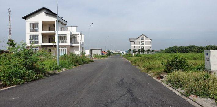 8x21m KDC Bộ Công An đường Nguyễn Văn Tạo, Long Thới