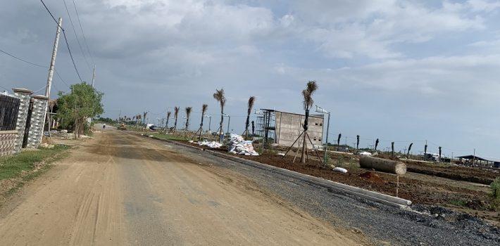 Bán lô đất 80m2 đường 12m Nguyễn Văn Tạo 1.2 Tỷ