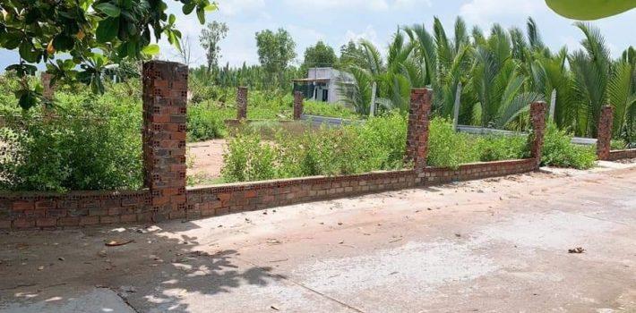 Lô đất 2 MT trục chính xây nhà vườn cực đẹp chỉ 1.8 Tỷ
