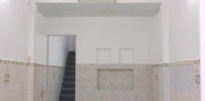 Nhà 01 lầu, sổ riêng cầu rạch tôm giá 1.65 Tỷ