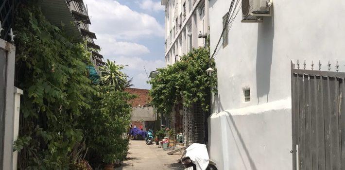 1.5 tỷ có căn nhà mới ngay Phạm Hữu Lầu HXH nhé