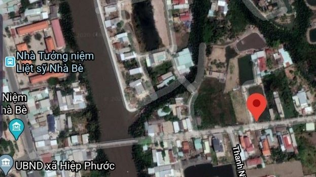 Đất lớn 923m2 thổ cư mặt tiền liên ấp 2-3 Hiệp Phước