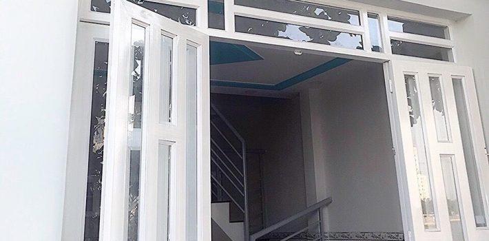 5x8m Phạm Hữu Lầu chỉ 1.26 Tỷ có nhà mới ở