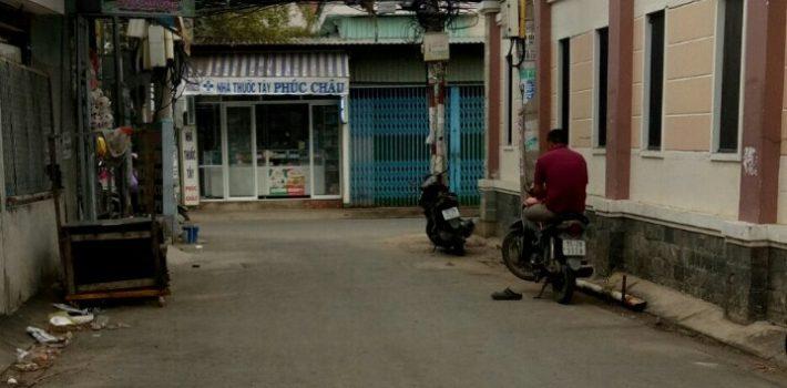 Hẻm xe hơi Lê Văn Lương 20.5Tr/m2 là có thật nhé