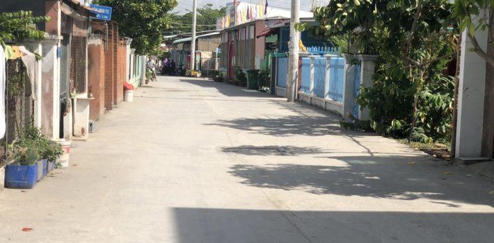 Bán 5 lô đất hẻm 274 Nguyễn Văn Tạo Nhà Bè giá rẻ