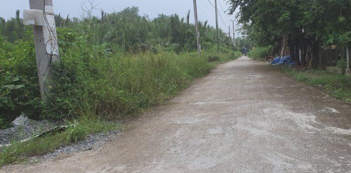 Lô đất siêu đầu tư 800m2 hẻm 274 Nguyễn Văn Tạo